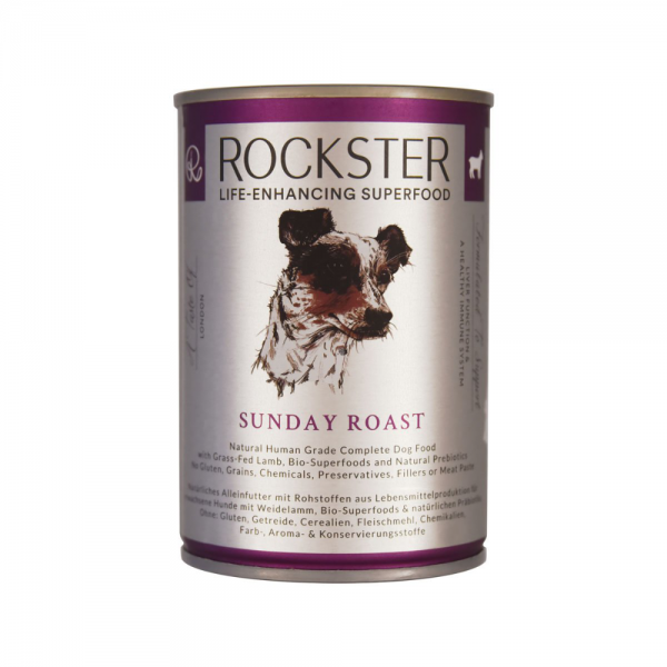 ROCKSTER SUPERFOOD WEIDELAMM SUNDAY ROAST 400 g