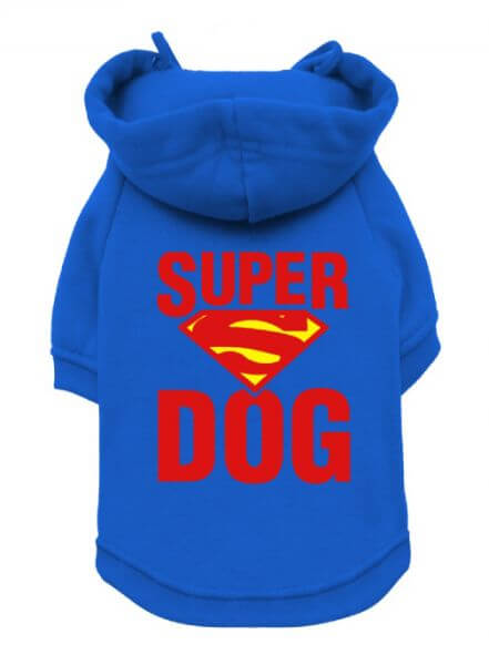 UP SUPER DOG Kapuzenpullover