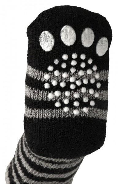 SCHWARZ/GRAU Socken