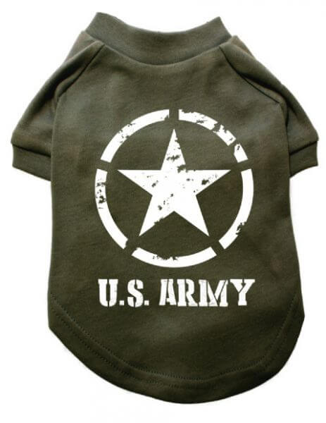 UP U.S. ARMY T-Shirt