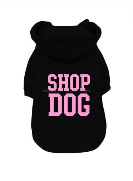 UP SHOP DOG Kapuzenpullover
