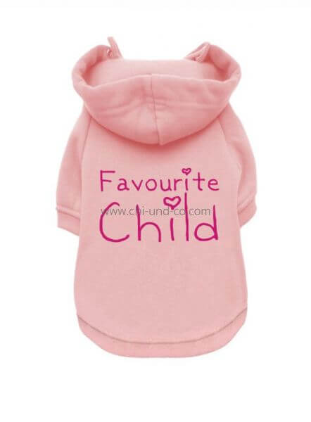 UP FAVOURITE CHILD Sweater mit Hoodie