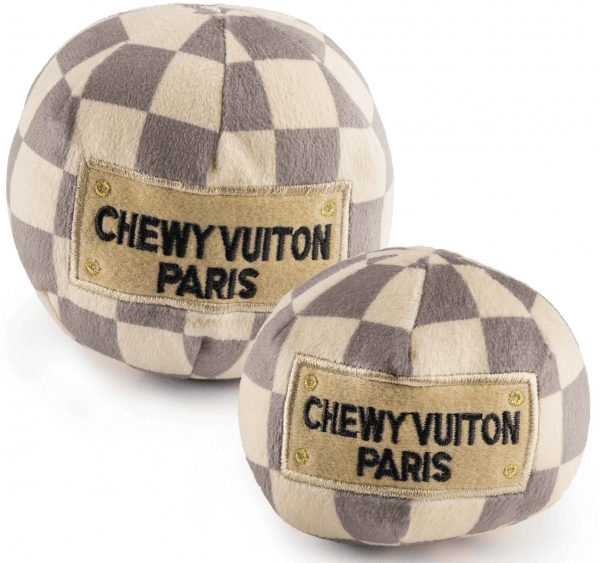 HDD Chewy Vuiton Ball Spielzeug