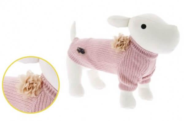 FB DOLCE VITA Pullover Pink