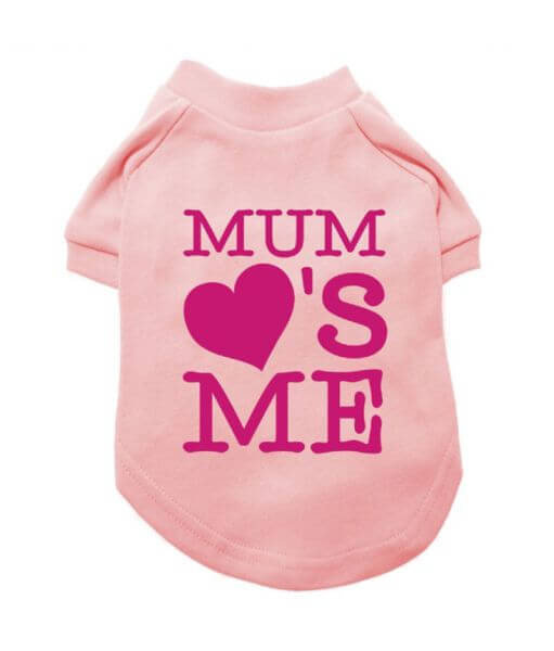 UP MUM LOVES ME T-Shirt