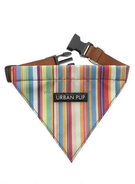 UP AGE STRIPED Halsband Bandana