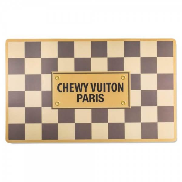 HDD Chewy Vuiton Napfunterlage